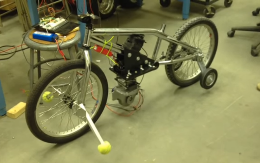 CYCLE  GYROSTABILISE  RARTRIKE
