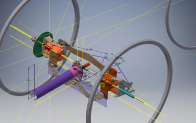 ALPIN LEANING TRIKE (Tricycle Oscillant Alpin)